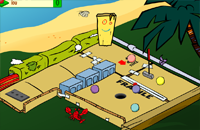 Cartoon Cove Mini Golf