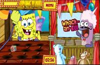 SpongebobBikini CarnivalSpongebob Bottom Game All My Faves QCthrds