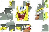 Bob Sponge Puzzle