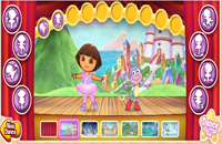 Dora's Ballet Adventure