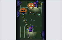 Pixels Hallows Eve